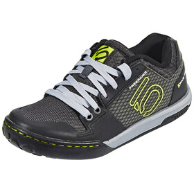 Five Ten Freerider Contact Shoes Men Black/Lime